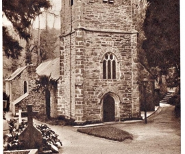 St. Just-in-Roseland (Cornwall)