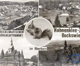 Hahnenklee - Bockswiese