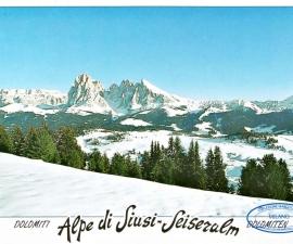 Alpe di Siusi (Dolomiti)